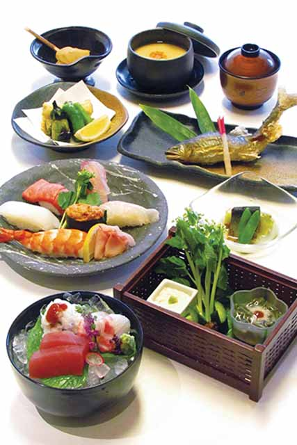 先斗町 かっぱ寿司