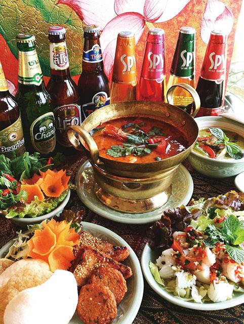 タイ料理 バーン リムナーム